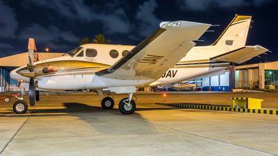 PR-JAV - Beechcraft C90GTi King Air - Private