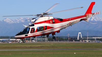 VF-80 - Agusta A109E Power - Italy - Vigili del Fuoco