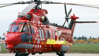 OY-HUW - Eurocopter EC 225LP Super Puma II+ - Air Greenland