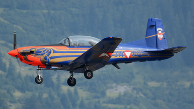 3H-FC - Pilatus PC-7 - Austria - Air Force