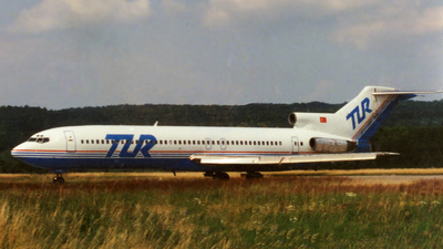 TC-TUR - Boeing 727-230(Adv) - TUR European Airways