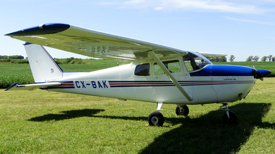 CX-BAK - Cessna 172C Skyhawk - Private