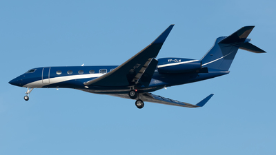 VP-CLW - Gulfstream G650 - Private