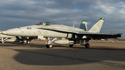 164631 - McDonnell Douglas F/A-18C Hornet - United States - US Marine Corps (USMC)