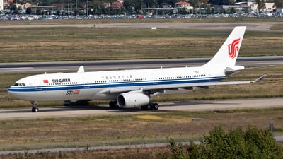 F-WWYC - Airbus A330-343 - Air China