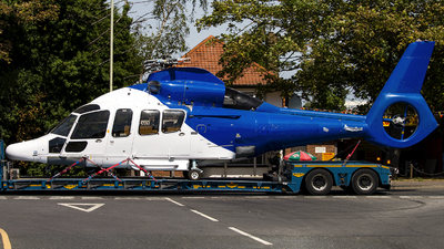 A picture of GISSV - Airbus Helicopters H155 - Bristow Helicopters - © Bradley Bygrave