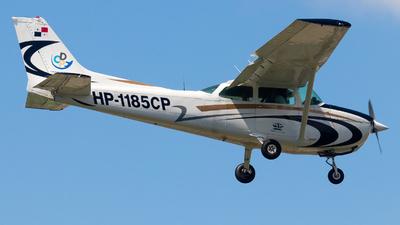 A picture of HP1185CP - Cessna 172 Skyhawk - [] - © Jussef_04