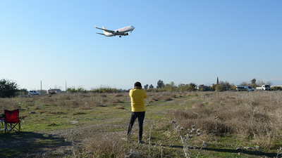 LTAF - Airport - Spotting Location