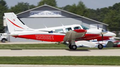N260ST - Piper PA-34-220T Seneca III - Private