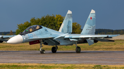 RF-81699 - Sukhoi Su-30SM - Russia - Air Force