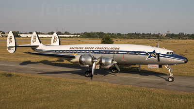 HB-RSC - Lockheed C-121C Super Constellation - Super Constellation Flyers Association