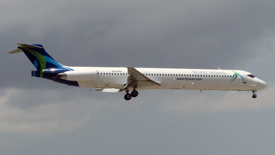 N803WA - McDonnell Douglas MD-82 - World Atlantic Airlines