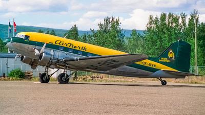CF-OVW - Douglas C-47A Skytrain - Air North