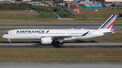 A picture of FHTYC - Airbus A350941 - Air France - © fachetti_spotter