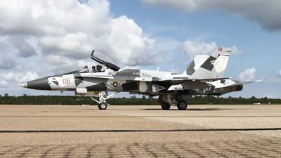163148 - McDonnell Douglas F/A-18 Hornet - United States - US Navy (USN)