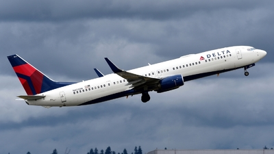 N823DN - Boeing 737-932ER - Delta Air Lines