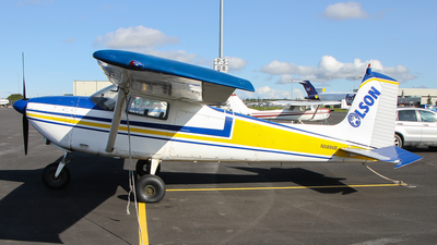 A picture of N5896B - Cessna 182A Skylane - [33896] - © C. v. Grinsven