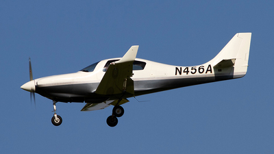 N456A - Lancair IV-P - Private