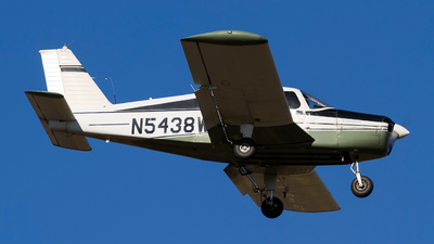 N5438W - Piper PA-28-160 Cherokee - Private