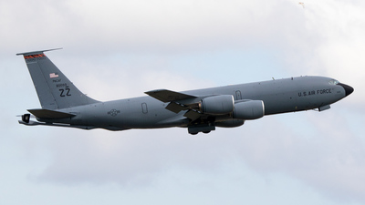 58-0093 - Boeing KC-135R Stratotanker - United States - US Air Force (USAF)
