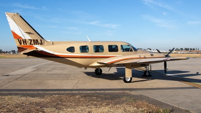 A picture of VHZMJ - Piper PA31325 - [317912011] - © Mark B Imagery