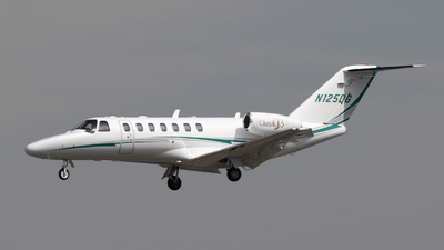 N125DG - Cessna 525A CitationJet 2 - Private