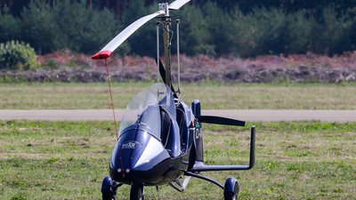 D-MHDF - AutoGyro Europe MTOsport  - Private