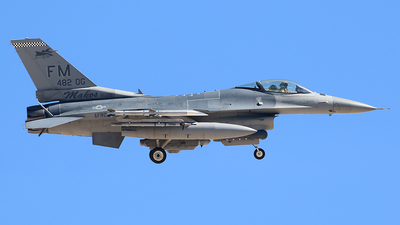 86-0265 - Lockheed Martin F-16C Fighting Falcon - United States - US Air Force (USAF)