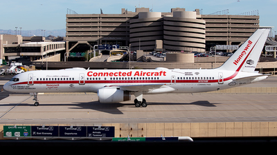 A picture of N757HW - Boeing 757225 - [22194] - © Cayden Smith