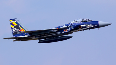12-8054 - McDonnell Douglas F-15DJ Eagle - Japan - Air Self Defence Force (JASDF)