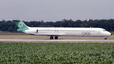 EC-FEB - McDonnell Douglas MD-83 - Oasis International Airlines