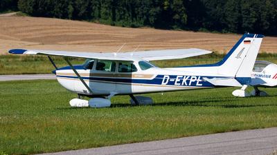 D-EKPL - Cessna 172N Skyhawk II - LSV Deggendorf-Plattling