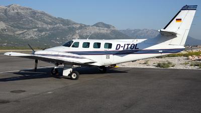 D-ITOL - Cessna T303 Crusader - Weser Airborne Sensing GmbH & Co KG