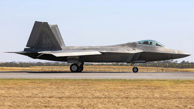 04-4074 - Lockheed Martin F-22A Raptor - United States - US Air Force (USAF)