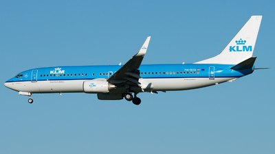 PH-BXB - Boeing 737-8K2 - KLM Royal Dutch Airlines