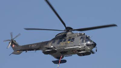 T-324 - Aérospatiale AS 332M1 Super Puma - Switzerland - Air Force