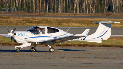 LN-FTR - Diamond DA-40NG Diamond Star - Pilot Flight Academy
