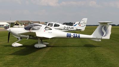 OO-SAA - Diamond DA-20-C1 Eclipse - Aero Club - Sabena