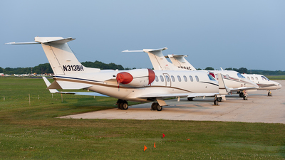 N313BH - Bombardier Learjet 45 - Private