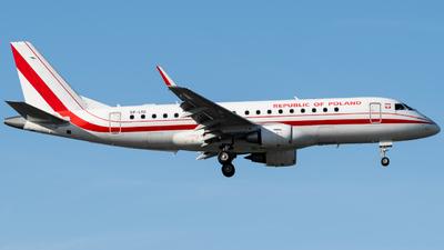 SP-LIG - Embraer 170-200LR - Poland - Government (LOT Polish Airlines)