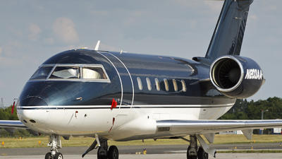 N203AA - Bombardier CL-600-2B16 Challenger 601-3A - Private