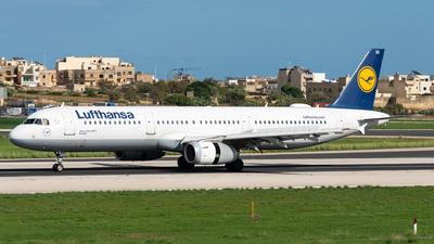 D-AISO - Airbus A321-231 - Lufthansa