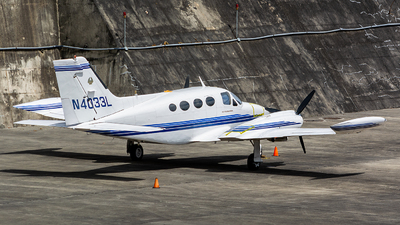N4033L - Cessna 421 Golden Eagle - Private