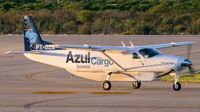A picture of PTOZA - Cessna 208B Super Cargomaster - TwoFlex - © EdilsonCarlos