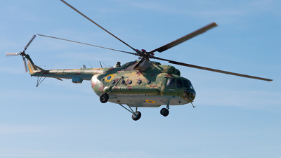 135 - Mil Mi-8MSB Hip - Ukraine - Air Force