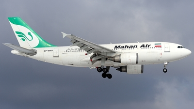 A picture of EPMNO - Airbus A310304 - Mahan Air - © CK
