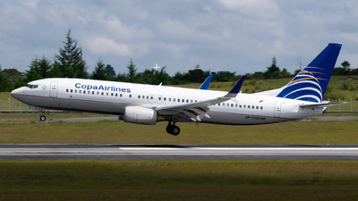 HP-1719CMP - Boeing 737-8V3 - Copa Airlines