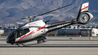 N847MH - Eurocopter EC 130B4 - Maverick Helicopters
