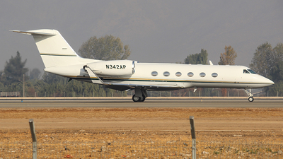 N342AP - Gulfstream G300 - Private