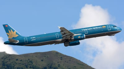 VN-A604 - Airbus A321-231 - Vietnam Airlines